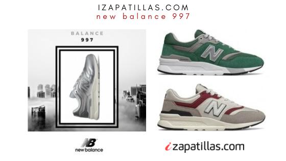▷ Zapatillas NEW BALANCE 997 | Nueva Coleccion Zapatillas