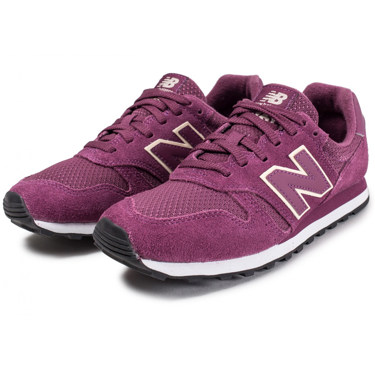 new balance granate y azul