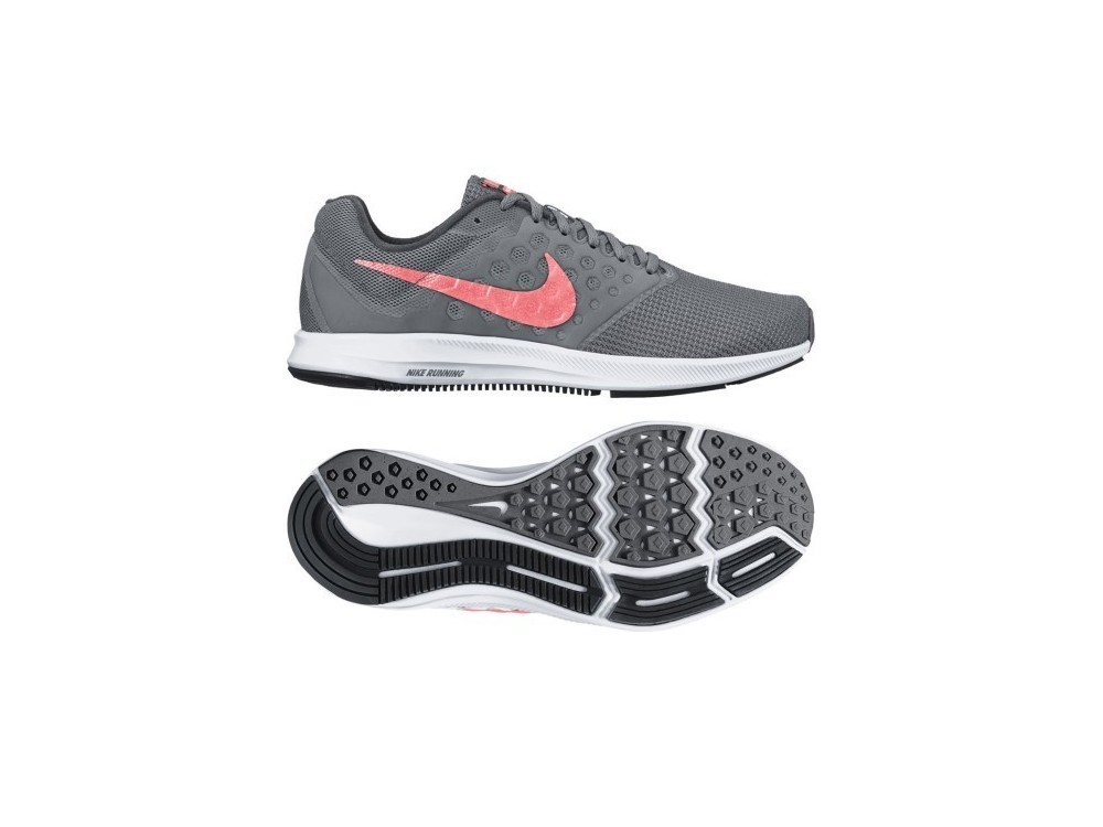 Zapatilla Mujer Nike DOWNSIFTER 7 852466 001 Grises