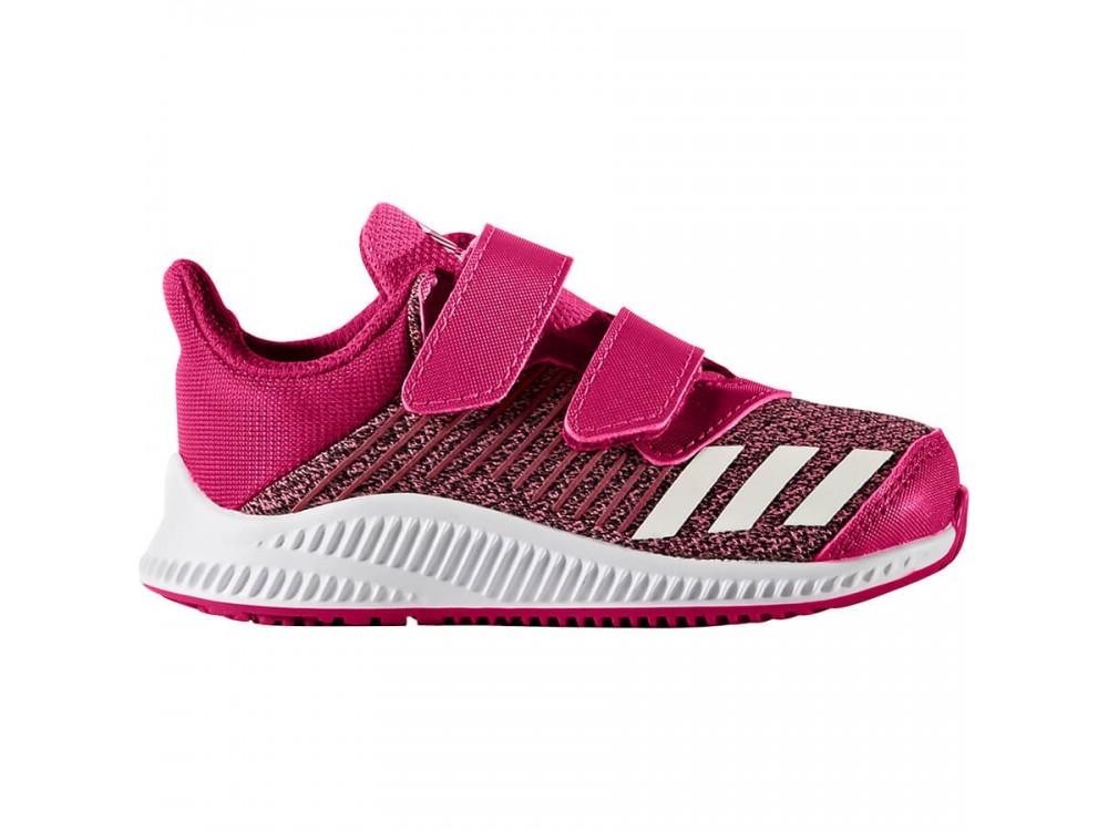 Zapatilla Niña Adidas Forta Run CF I BA9461 Rosas