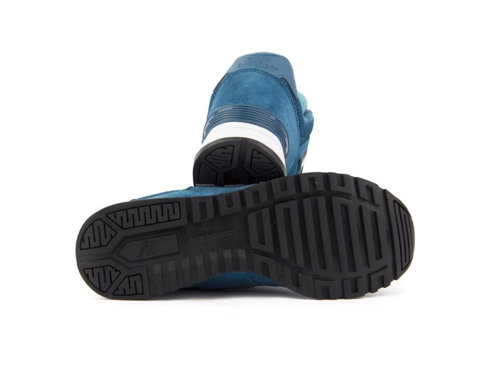 Zapatilla Mujer New Balance WL565 STT Azul Turquesa