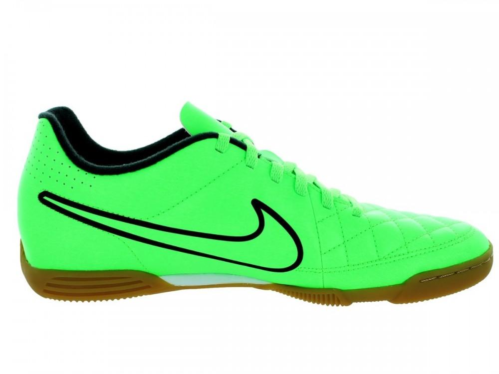 Nike Hombre Zapatilla Tiempo Rio II IC 631523 330 Verdes 78c03f2960f08