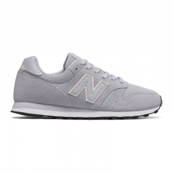 New Balance Mujer WL373 GRY Zapatillas Grises