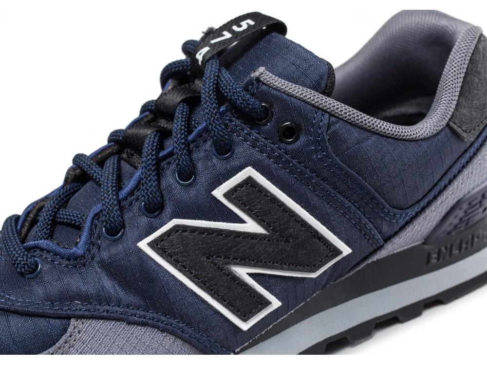 new balance ml574 hombre azul