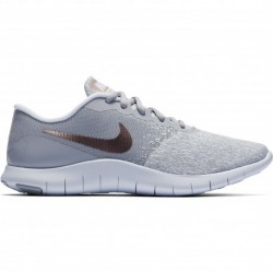 Nike Flex Contac Running Mujer 908995 006 Zapatillas Grises