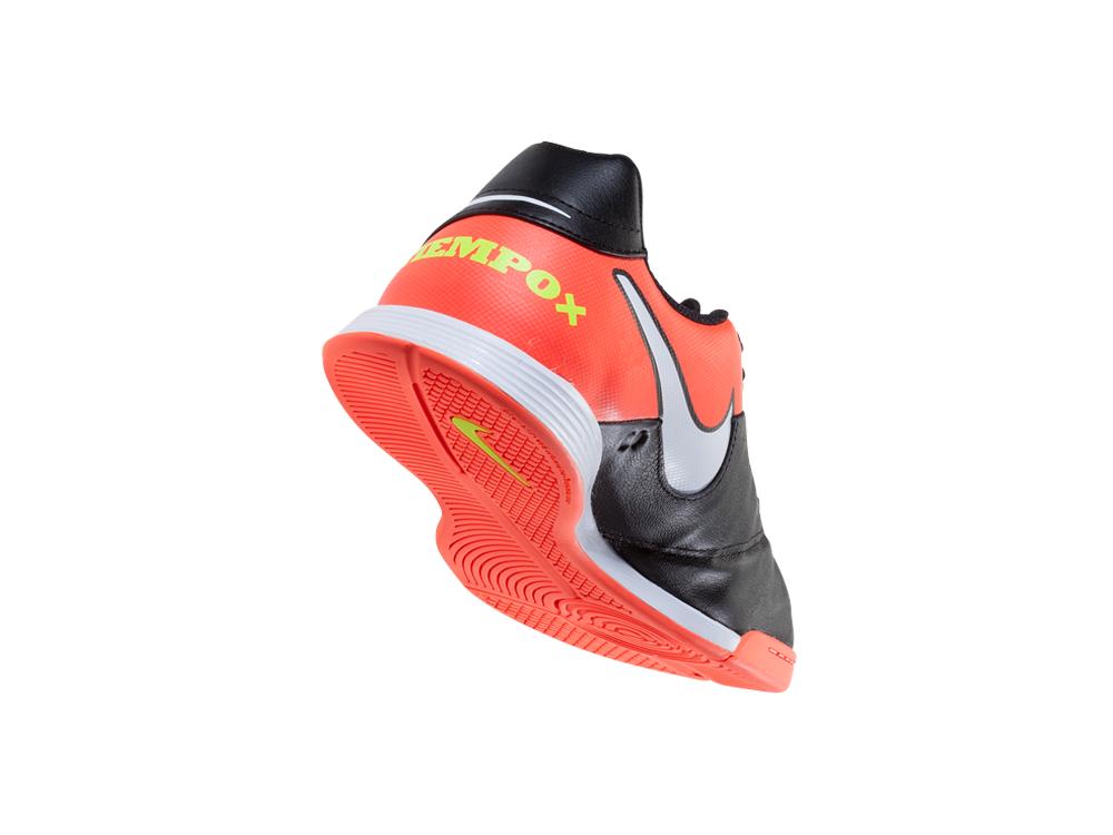 Nike Niño Tiempox Legend VI IC Zapatilla Futbol sala 819190 018 Negras