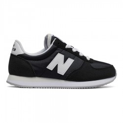 New Balance Kl220 BWY Zapatillas Mujer Negras