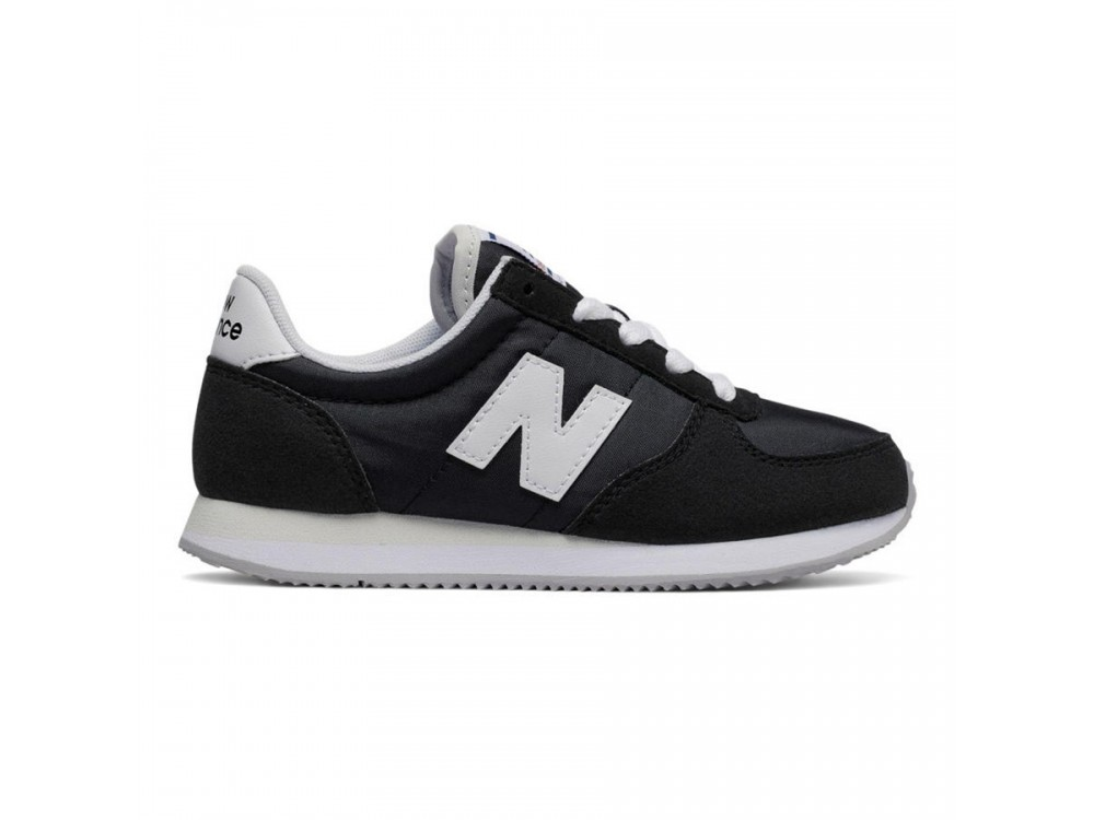 new balance negras junior