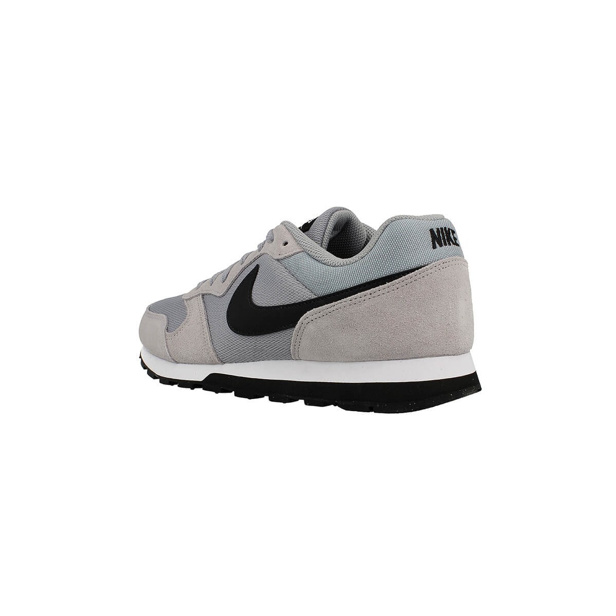 low priced 0e175 f780f ... Nike MD Runner 2 Zapatillas Hombre 749794 001 Grises ...