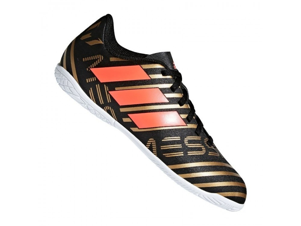 Darse prisa reptiles Jardines  Adidas Nemeziz Messi Tango 17.4|Comprar Botas Fútbol Sala Junior CP9224  Negras