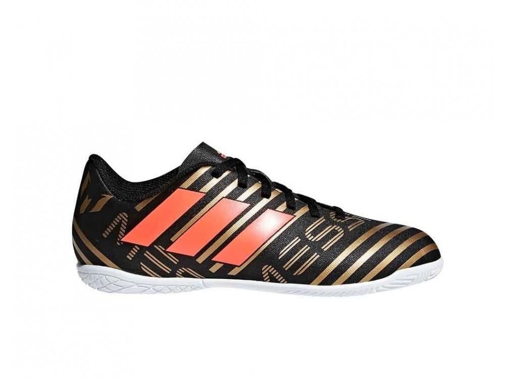 pretty nice bb4c9 5959b Adidas Nemeziz Zapatilla Fútbol Sala Messi Tango 17.4 CP9224 Negras