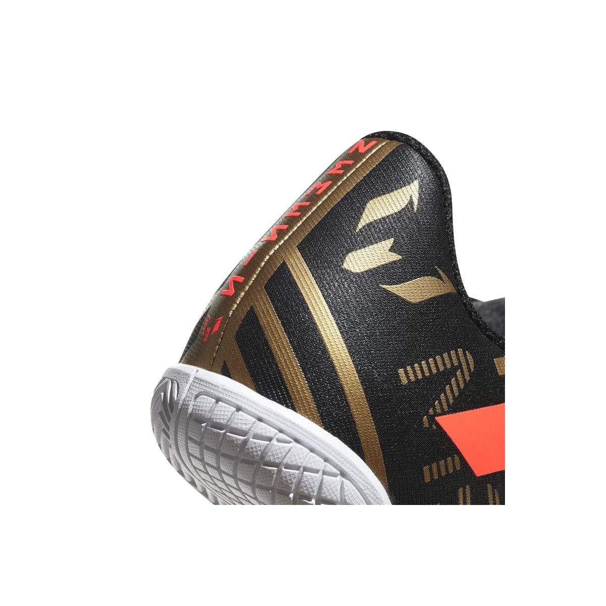 0639b41b7 ... Adidas Nemeziz Zapatilla Fútbol Sala Messi Tango 17.4 CP9224 Negras ...
