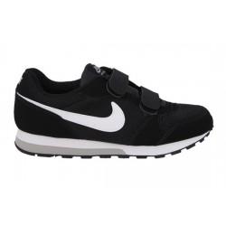 Nike MD Runner 2 Zapatillas Niño 807317 001 Negras