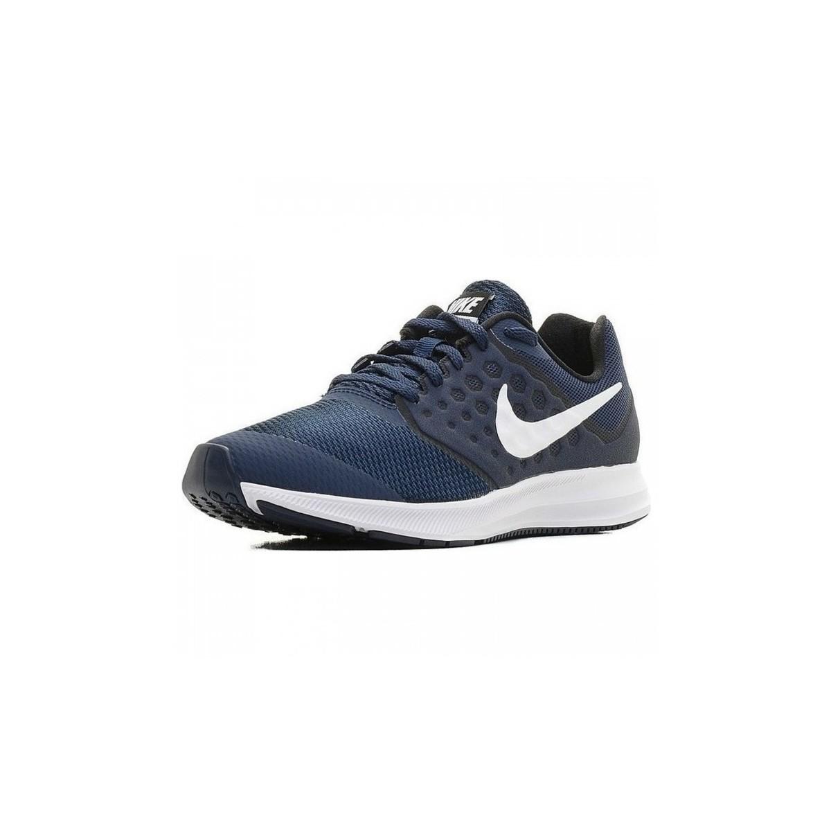 ... Nike Niño Zapatilla Downshifter 7 GS 869969 400 Azul Marino ...
