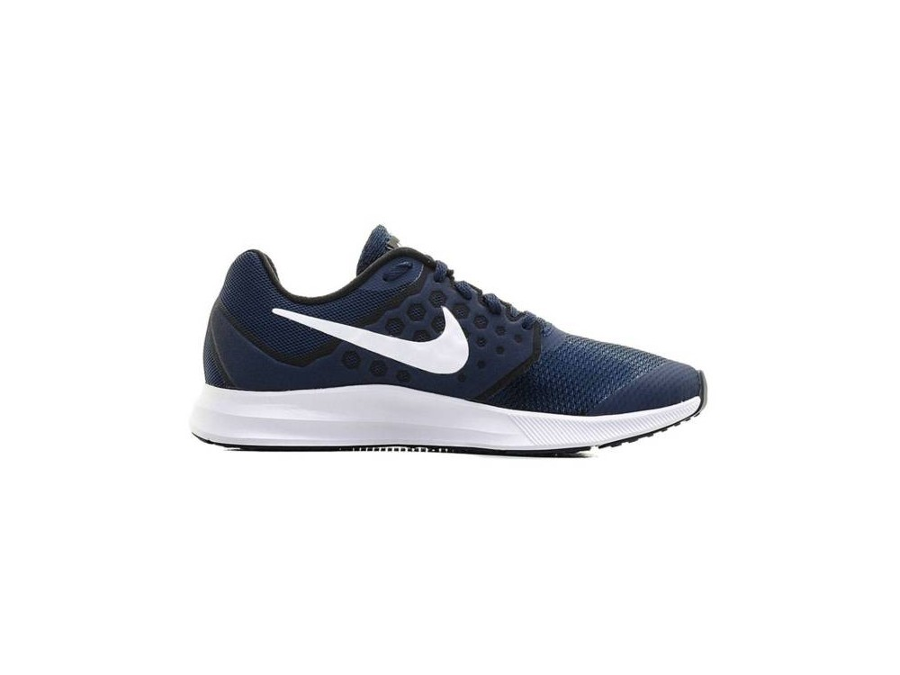 c1854c6be78 Nike Niño Zapatilla Downshifter 7 GS 869969 400 Azul Marino
