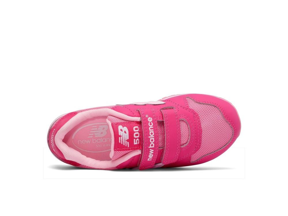 New Balance Zapatillas Niña KV500 Rosa