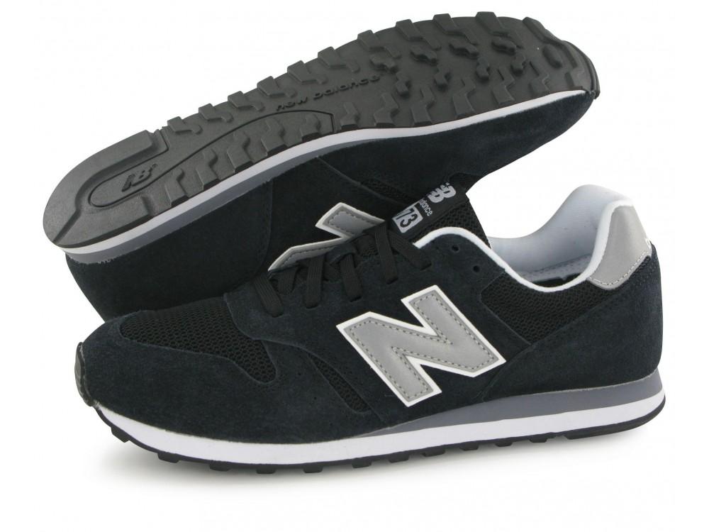 New Balance ML373 GRE Zapatillas Hombre Clásica Negras