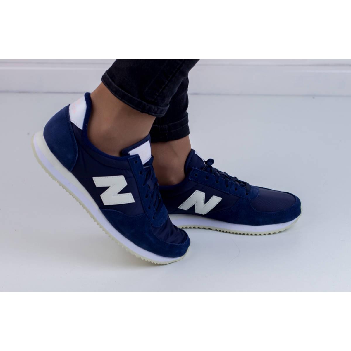 zapatillas new balance mujer azul marino