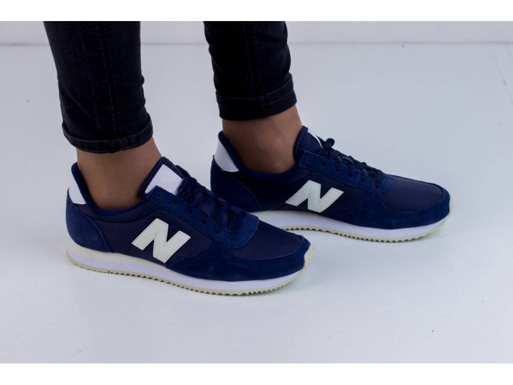 New Balance WL220 RN Zapatilla Mujer Azul Marino