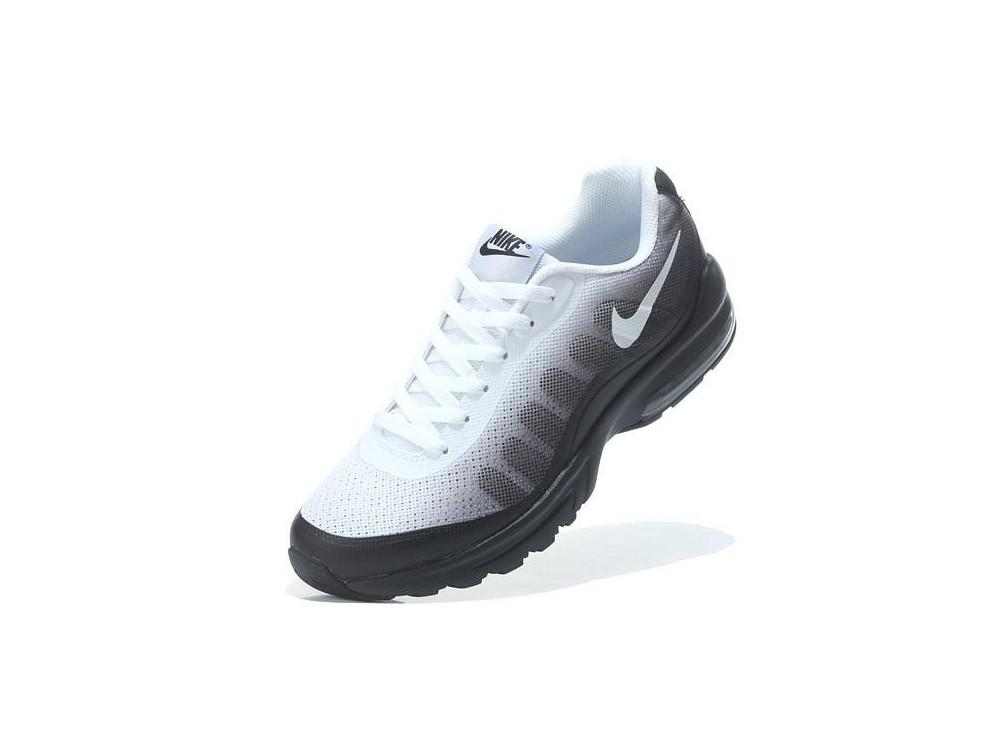 Nike Air Max Invigor Print 749688 010 Zapatillas Hombre Negras y Blancas