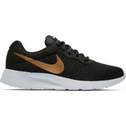 Nike Tanjun Zapatillas Mujer 812655 004 Negro y Dorado
