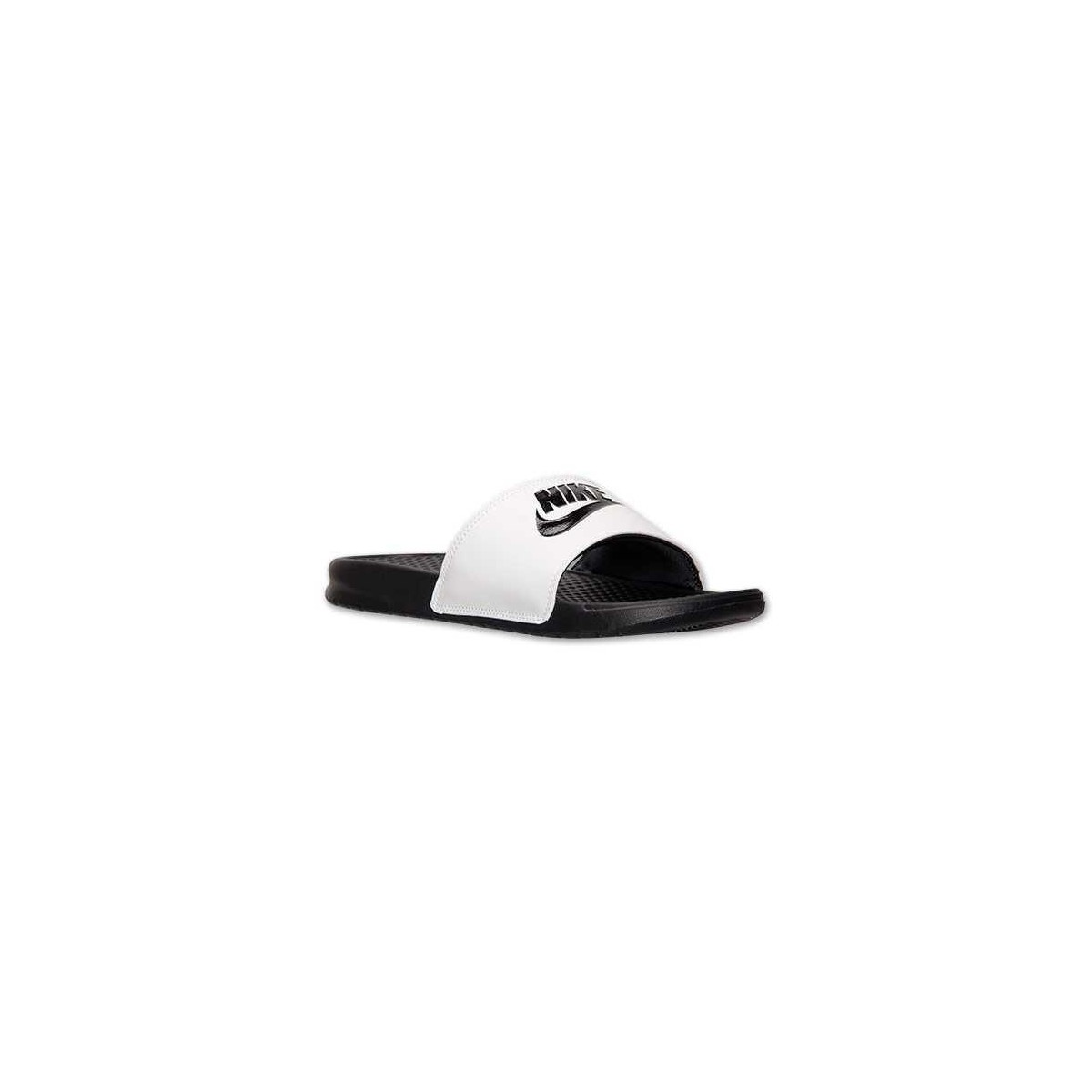 Nike benassi jdi chanclas hombre 343880 100 blancas HivAsPg