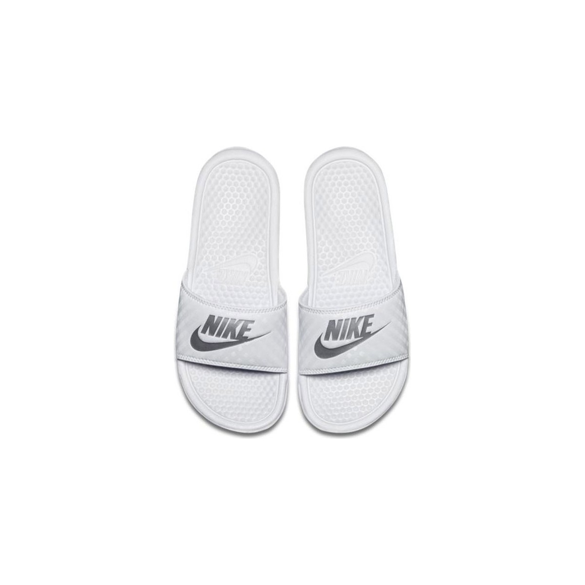 Ofertas Chanclas Venta Jdi 102 Mujer Blancas Nike Benassi 343881 De qxEPzwq06