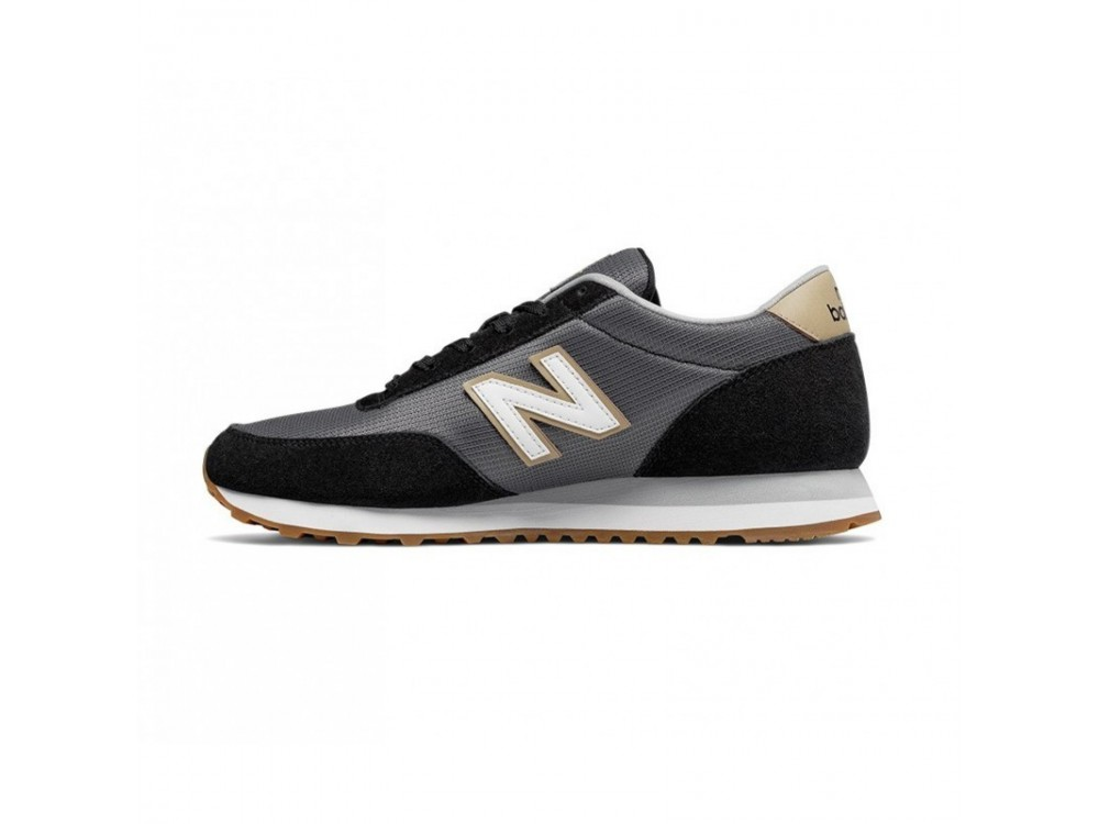 New Balance Zapatillas Hombre ML501 RFA Grises y Negras