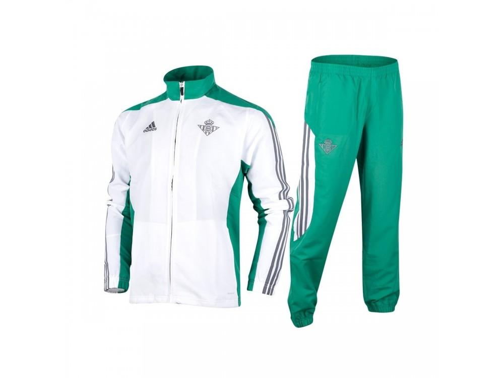 Chándal Betis Adidas Hombre BG9567+BG9568 d4938a35a856f