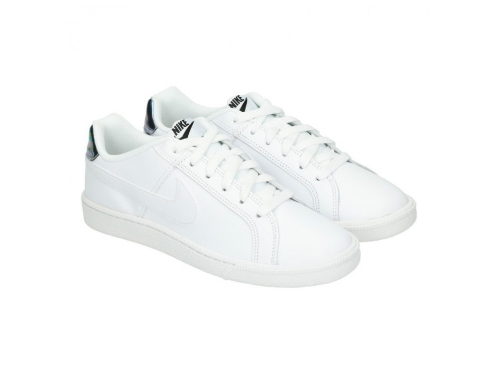 zapatillas nike mujer blancas grises