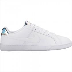 Nike Court Royale Zapatillas Mujer 749867 109 Blancas y Plateadas