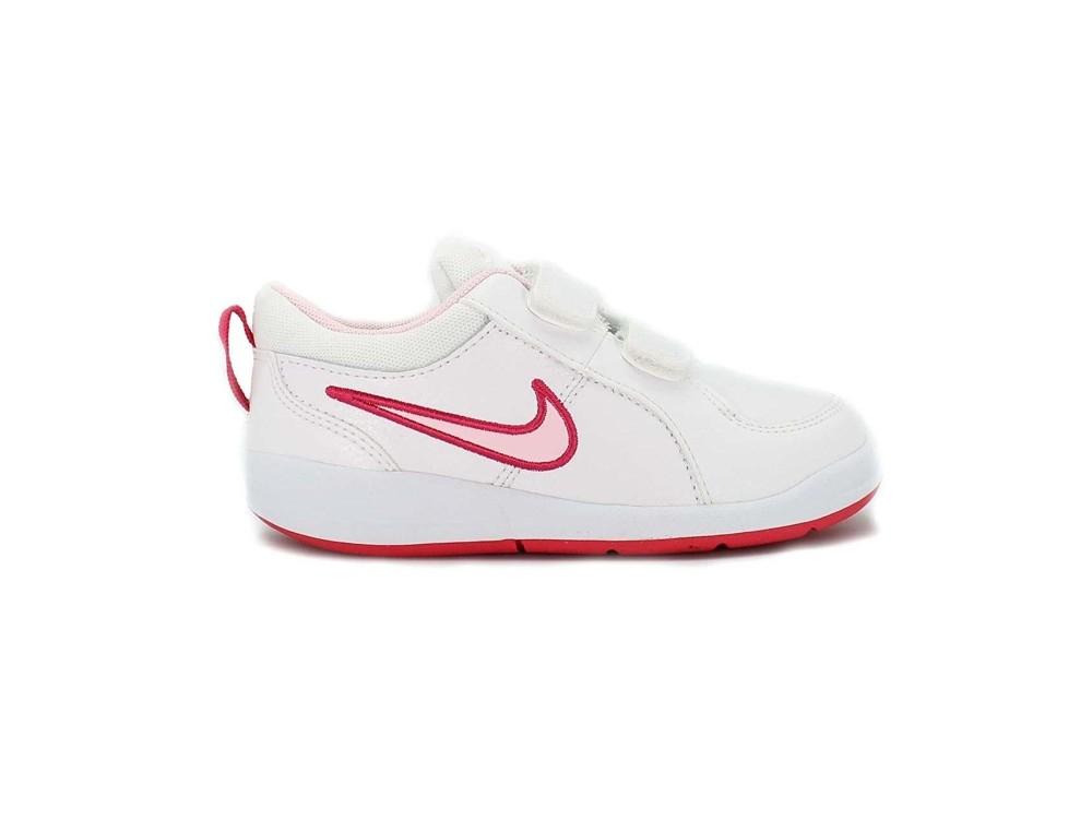 Nike Pico 4 Zapatillas Niña 454477 103 Blancas