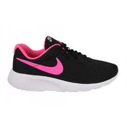 Nike Tanjun Zapatillas Mujer 818384 061 Negras y Rosas