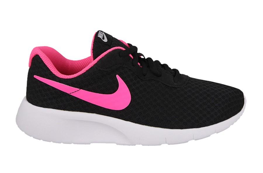 zapatillas nike mujer negra rosa