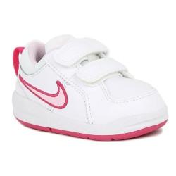 Nike Pico 4 Zapatilla Niña 454478 103 Blancas