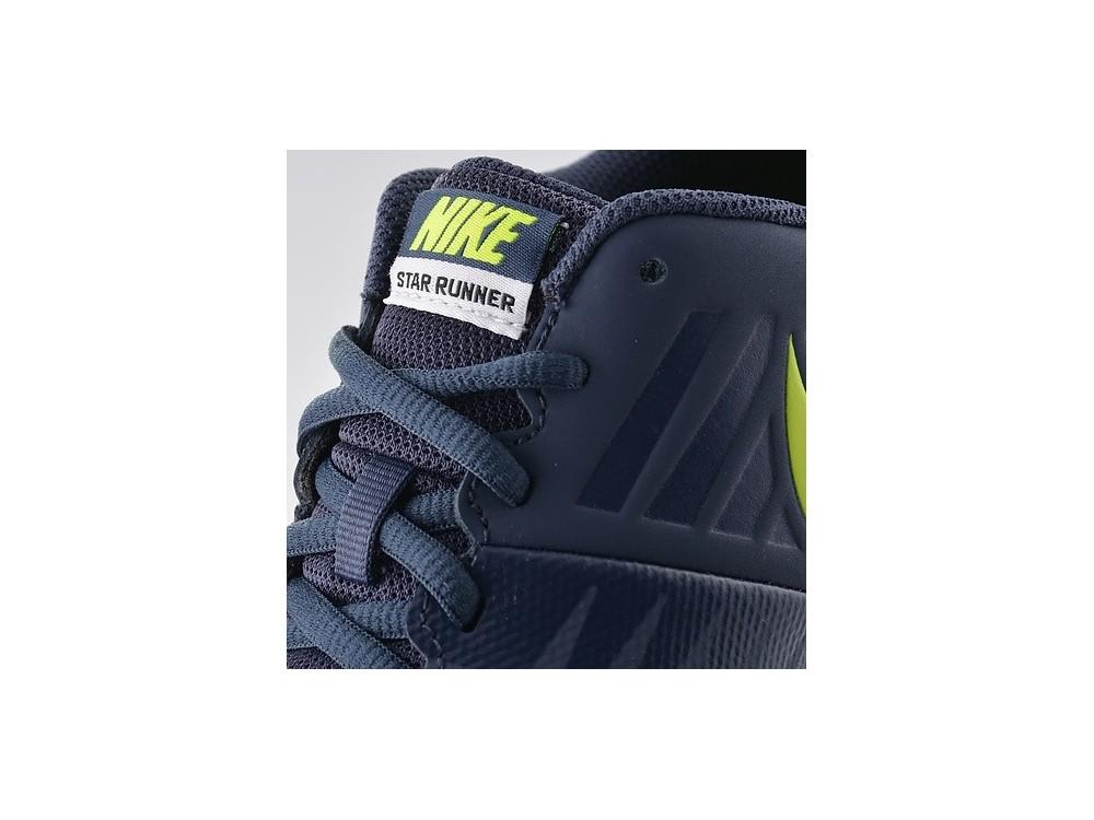 Nike Star RunnerZapatilla Niño 907254 404 Marino
