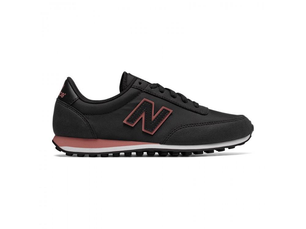 New Balance Zapatillas Mujer WL410 BLP Rosas y Negras
