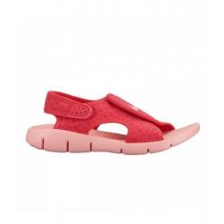 Nike Chancla Niña Sunray Adjust 386520 608 Rosas