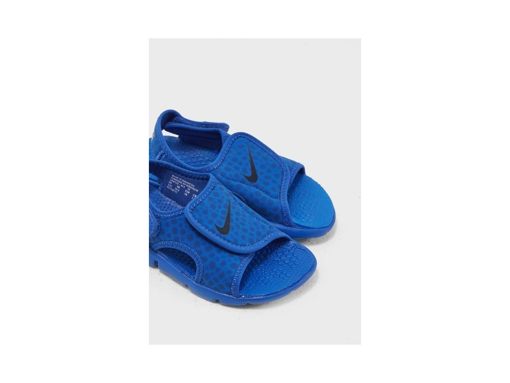 Nike Chancla Niño Sunray Adjust 386518 414 Azules