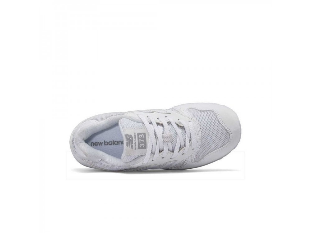 zapatillas blancas new balance mujer