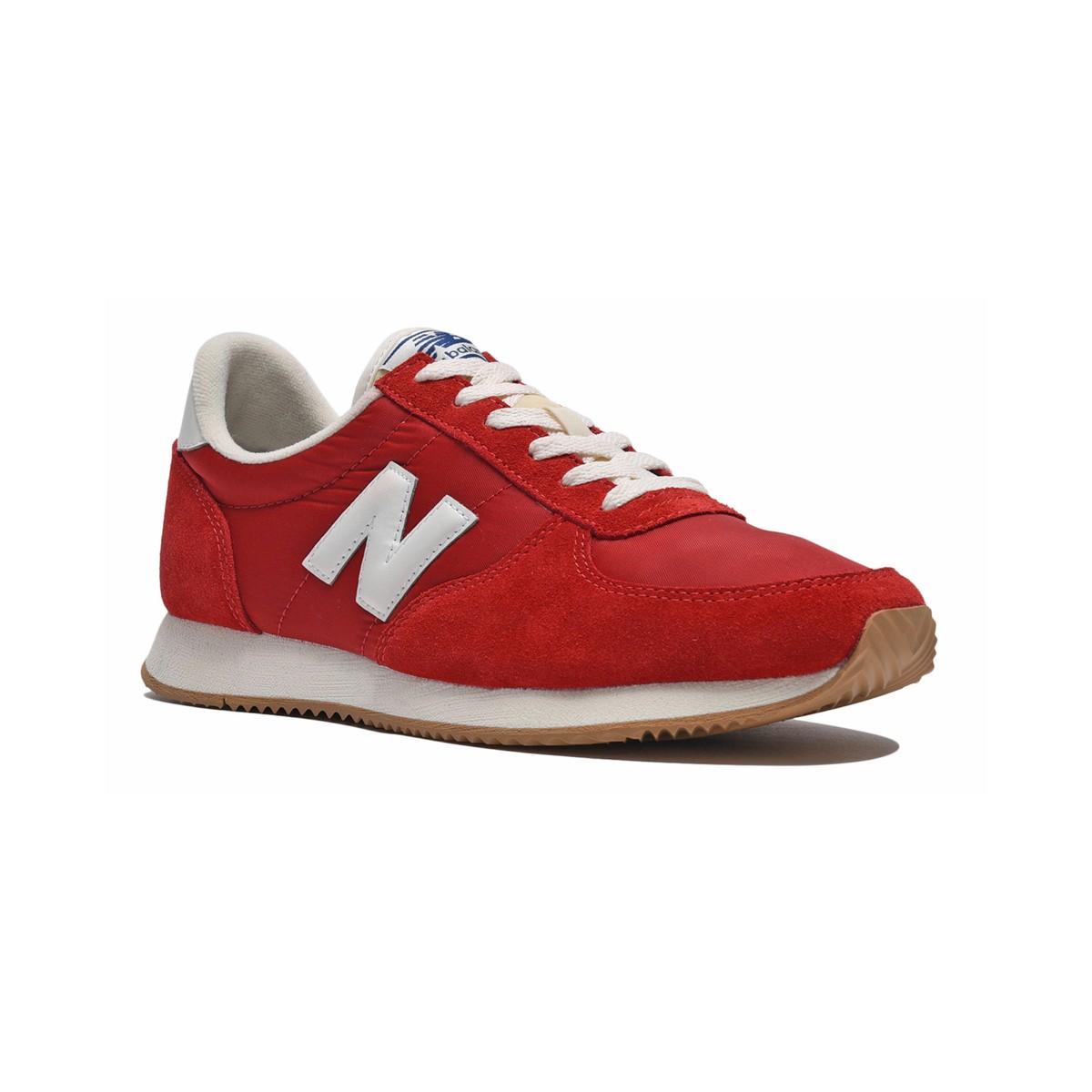 New Balance 96 rojas