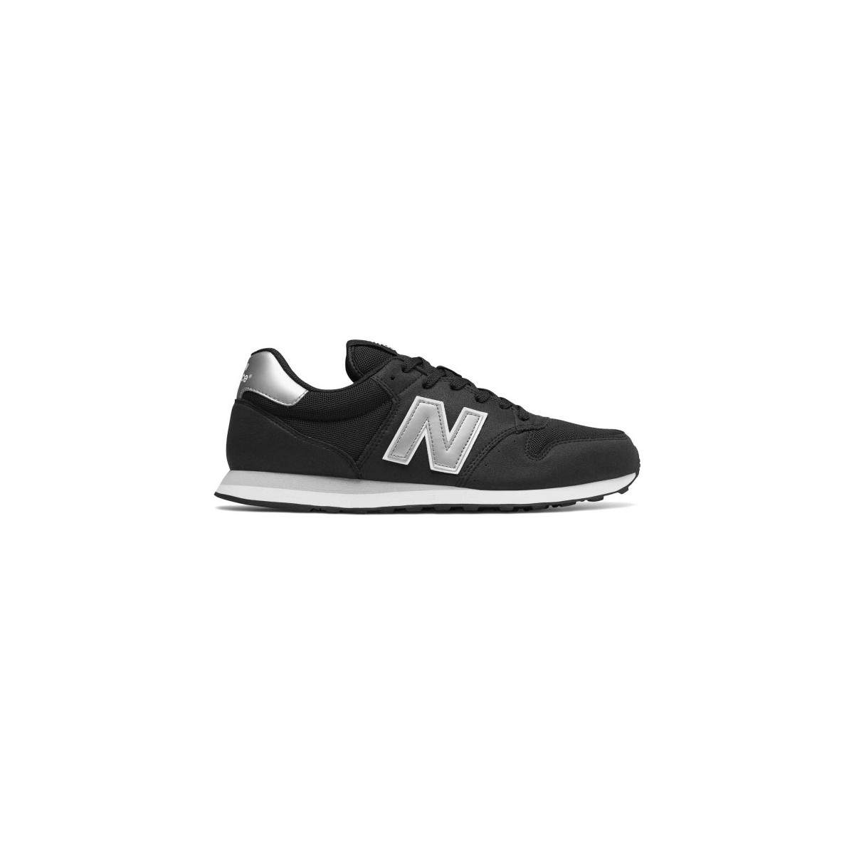 new balance gm500 negras