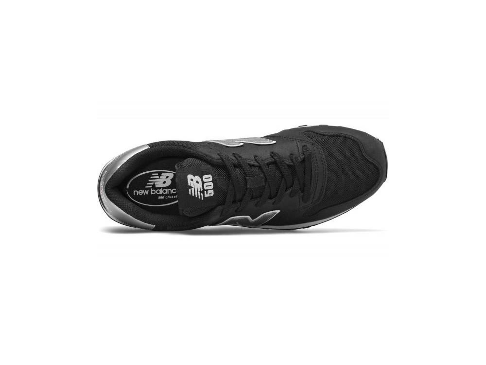 New Balance Zapatilla Hombre GM500 KSW Negras