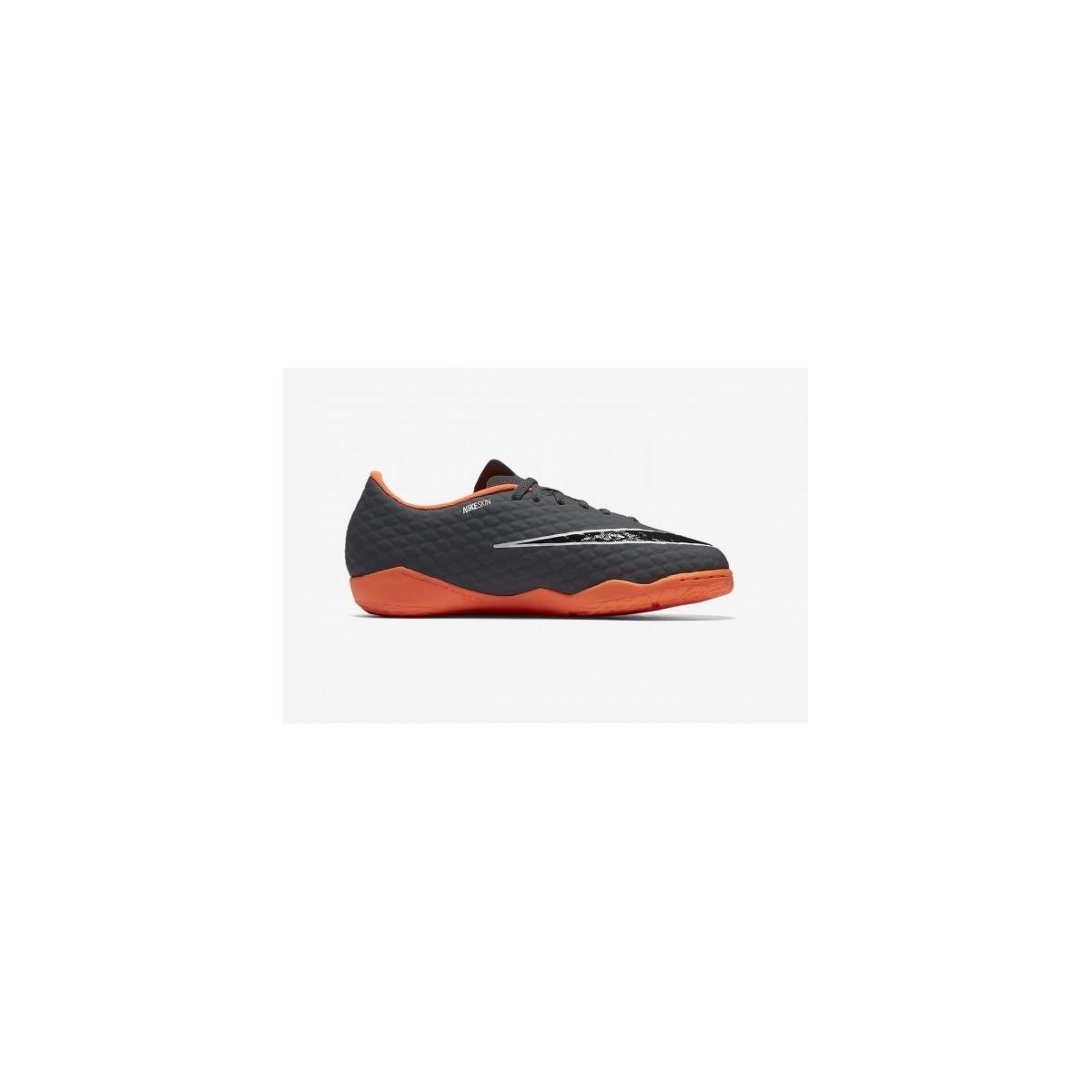 0f9b139dbdb Nike Hypervenom Phantomx Academy 3 Zapatillas Niño Fútbol Sala AH7295 081  Grises