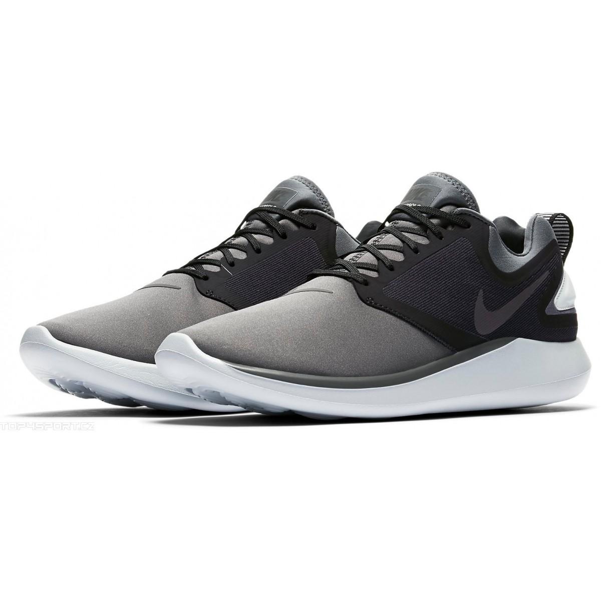 official photos bfb25 dc9de ... Nike LUNARSOLO Zapatillas Hombre AA4079 012 Negro-Gris ...