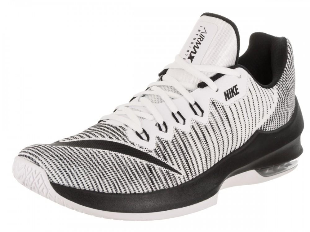Nike Air Max Infuriate 2 Low Zapatilla Hombre 908975 100 Blancas