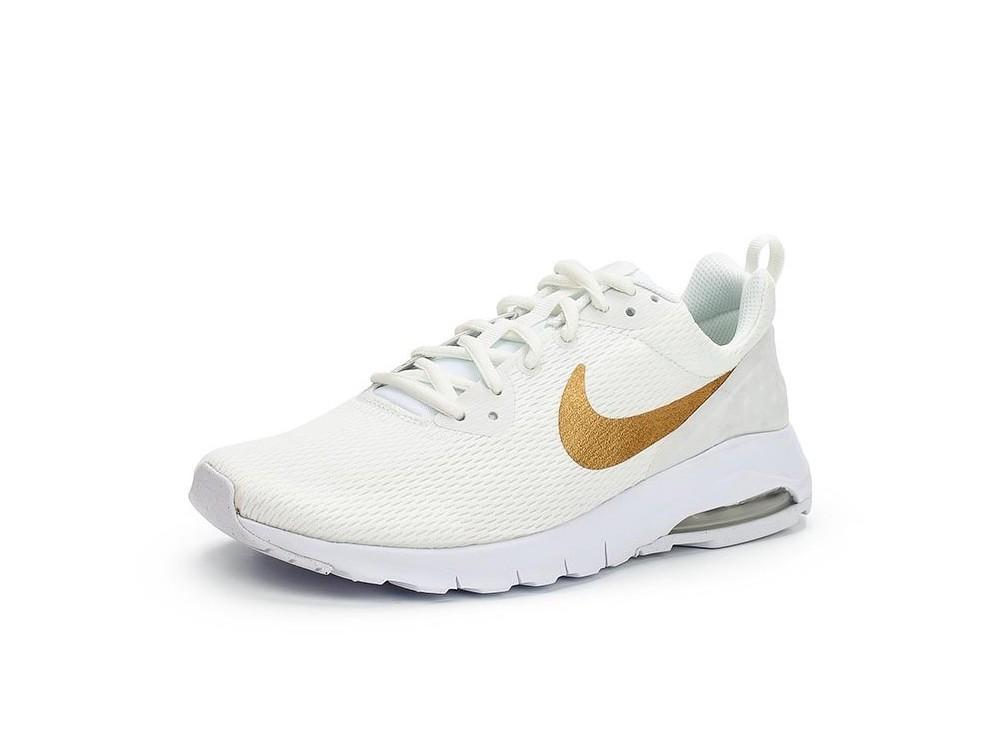 Nike Air Max Motion LW Zapatillas Mujer 917650 100 Blancas