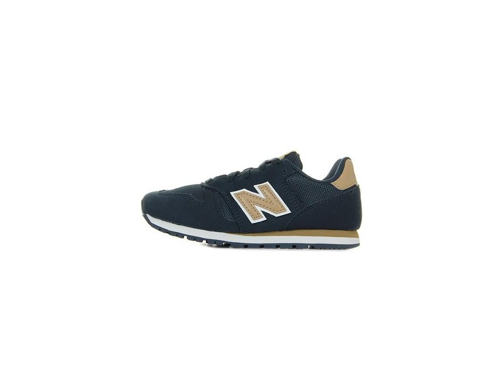 New Balance KJ373 ATY Zapatillas Mujer azul Marino