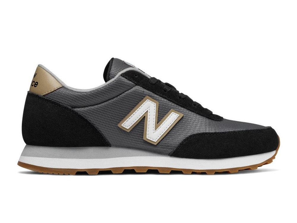 new balance negras y gris
