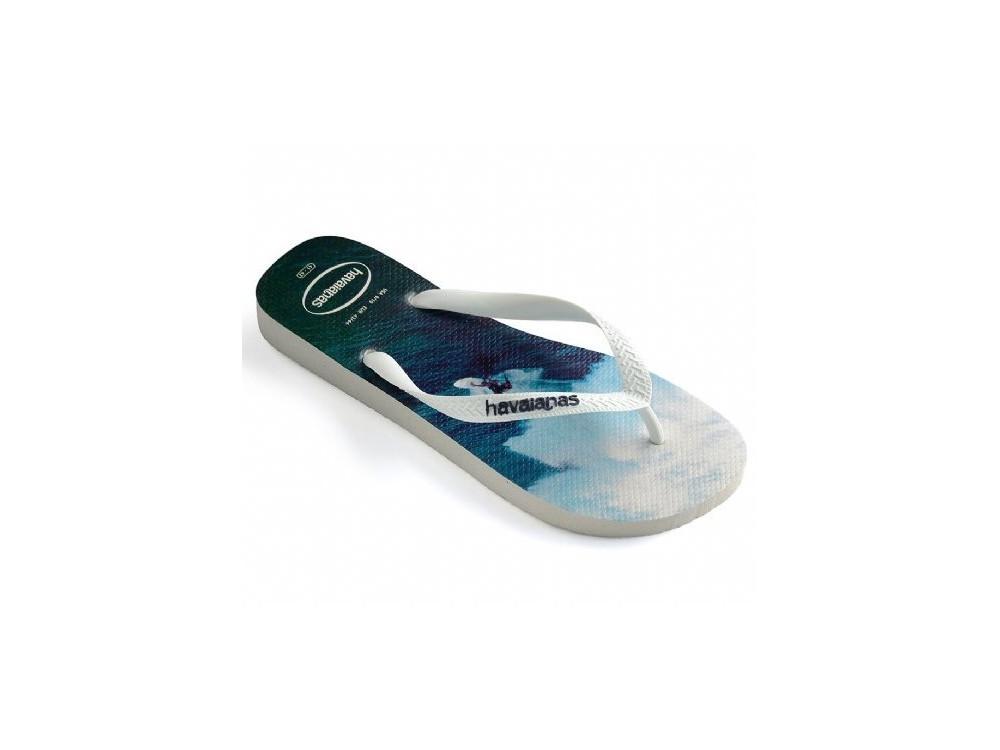 Havaianas Hype Chanclas Hombre 4127920 6349 Estampado Surf